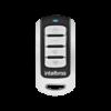Controle Remoto 433mhz Aço Escovado Xac 3000 4k Intelbras